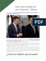 Aprueban Nuevo Tratado de Extradición Colombia