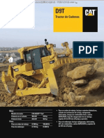 Catalogo Tractor Cadenas d9t Caterpillar