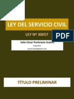 Ppt Ley Del Servicio Civil-2