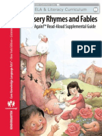 Nursery Rhymes and Fables Tell It Again!™ Read-Aloud Supplemental Guide