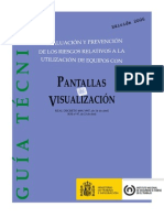 Pantallas de Visualizacion