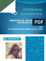 Portafolio Diagnóstico Semana 1