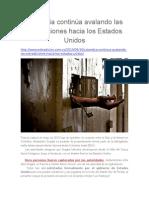 Colombia Continúa Avalando Las Extradiciones Hacia Los Estados Unidos