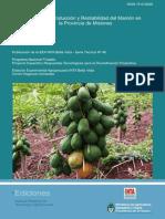 INTA - S. T. No 48 Costo de Produccion y Rentabilidad Del Mamon en La Provincia de Misiones