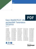 Eaton Gen 3 Autoshift UltrashiftTroubleshooting Guide | Clutch