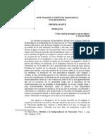 Cortés de Madariaga. Una Biografía