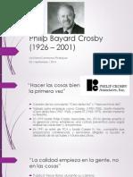 Phillip Bayard Crosby
