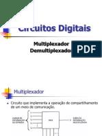 Multiplexador - Demultiplexador