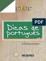 Dicas de Portugues