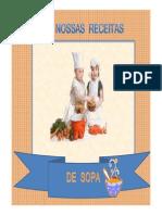 Livro de Receitas de Sopa