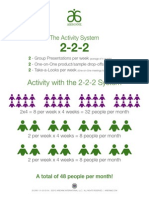the activity system 2-2-2