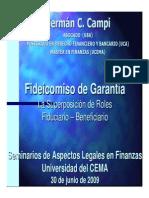 Campi=F de Garantia