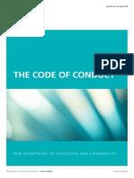 dec code of conduct