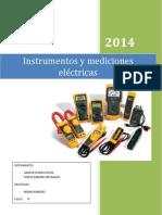 Instrumentos y Mediciones Electricas
