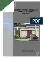 Proposal Perumahan Lamalaka Residence