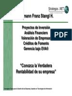 Seminario Conceptos Claves - EVA e IFI