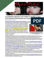 [Nucléaire] La Population Japonaise a Été Irradiée à Cause de La Rétention d'Informations Par Le Gouvernement - Next-Up.org 10.08.11 - 4p