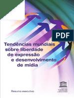 UNESCO - Tendências Mundiais Sobre Liberdade de Expressão e Desenvolvimento de Mídia