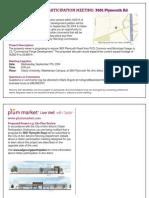 Plum Market Cleary University CitizenParticipation Email