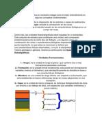 Geo Litoestratigrafía