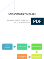 Comunicaci n y Semiosis Modelos Comunicaci n