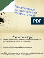 Phenomelology-2