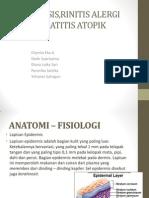 Anafilaksis,Rinitis Alergi Dan Dermatitis Atopik