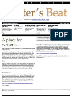 Writer's Club: Issue #3, July 2006