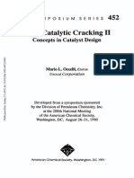 [FCC] Symposium Volume 452) Mario L. Occelli (Eds.)-Fluid Catalytic Cracking II. Concepts in Catalyst Design-American Chemical Society (1991)