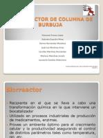 Biorreacor de Columna de Burbujeo