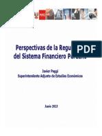 Regulacion Del Sistema Financiero Perano