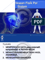 Pemeriksaan Sistem Pernapasan