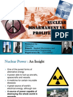 Nuclear Disarmament