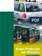 biogas production and utelisation