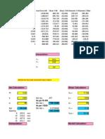 Reinf Design Sheet