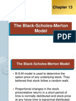 The Black-Scholes-Merton Model
