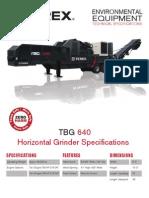 BioMass TBG 640