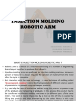 Injection Molding Robotic Arm Ppt
