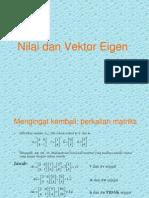 Nilai Dan Vektor Eigen-ES