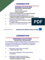 3.2 Exam Details