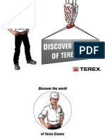 Terex Machinery - Comic Book
