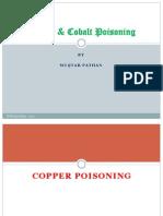 Copper Poisoning