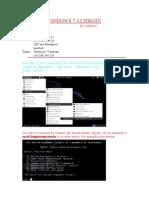Hacking Windows 7 Ultimate