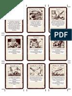 Cartas Equipo de Batalla