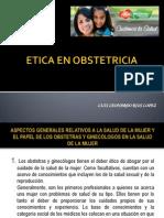 Etica en Obstetricia
