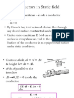 3 Boundary Conditions StaticField