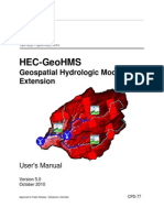 HEC-GeoHMS - Users Manual 5.0