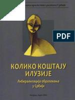 УСПРС - Колико Коштају Илузије