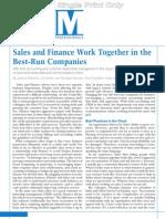 SMM SalesAndFinanceWorkTogether