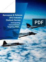 2012 Aerospace Defense Outlook Survey